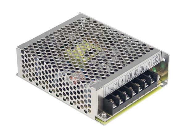 SWITCHING POWER SUPPLY - SINGLE OUTPUT - 50 W - 5 V - CLOSED FRAME - FOR PROFESSIONAL USE ONLY