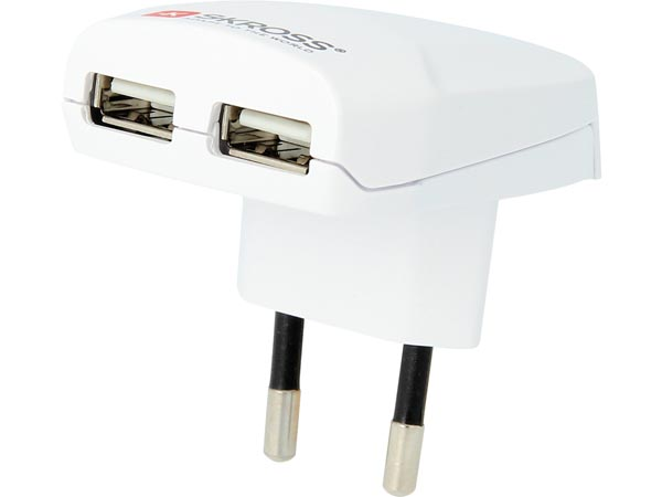 EURO USB CHARGER - 2.4 A