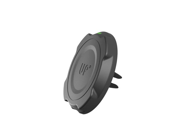 Wireless Charger For Car Air Vent + Magnetic Patch