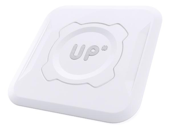 EXELIUM - UNIVERSAL MAGNETIZED PATCH FOR WIRELESS CHARGING PHONES - WHITE