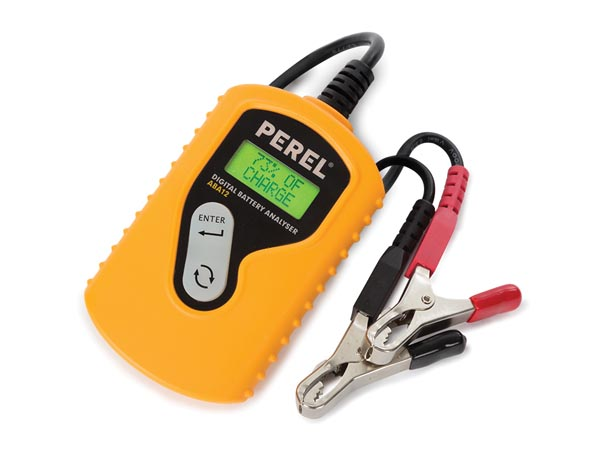 Digital Battery Analyser - 12 V