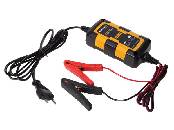 INTELLIGENT BATTERY CHARGER - 800 mA