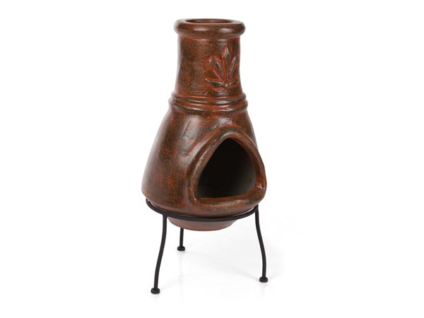 Chimney With Stand - Small