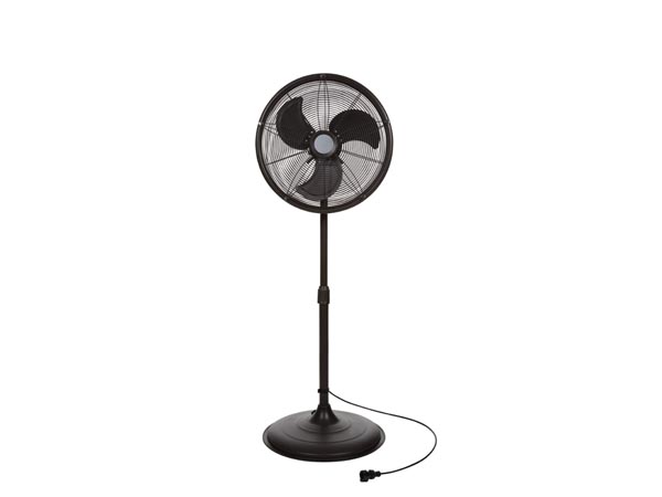 Stand Fan With Mist Function - 45cm