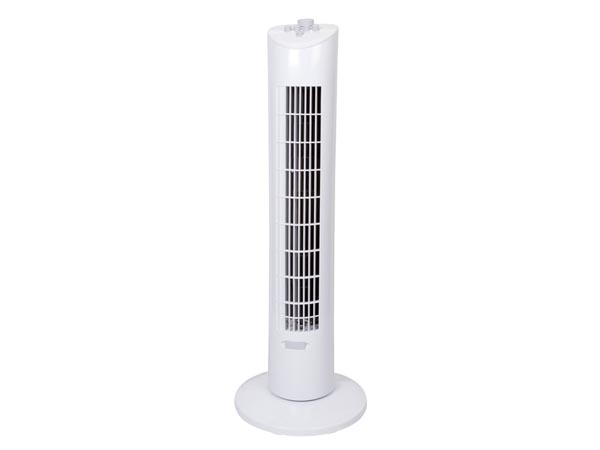 TOWER FAN 60 W WITH 3 SPEED SETTINGS AND OSCILLATING FUNCTION