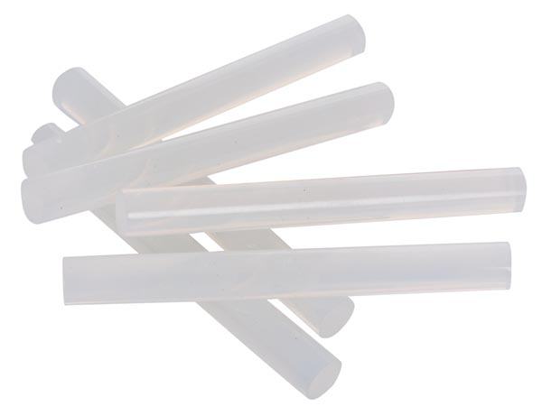 6 Hot Melt Glue Sticks - ?11 X 100 Mm