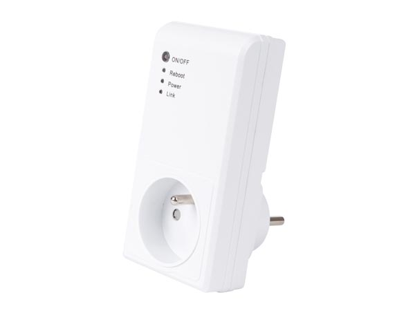Smart Wi-Fi Socket - French Socket