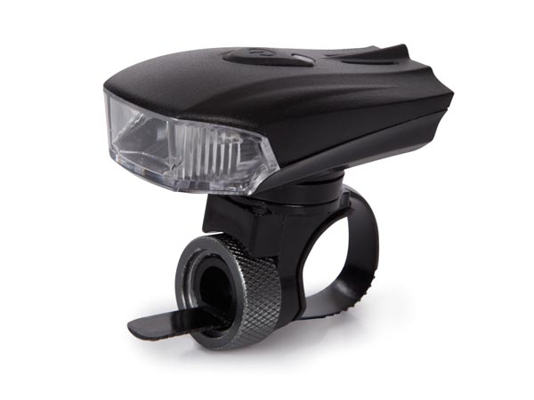 USB Rechargeable Aluminium Bike Light With Light Sensor