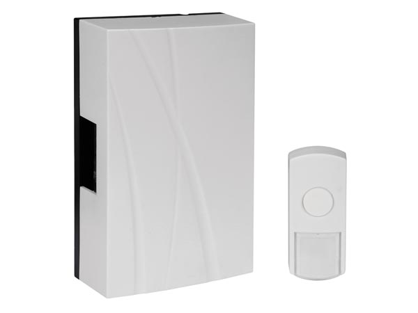 Wireless Electro-mechanical Doorbell
