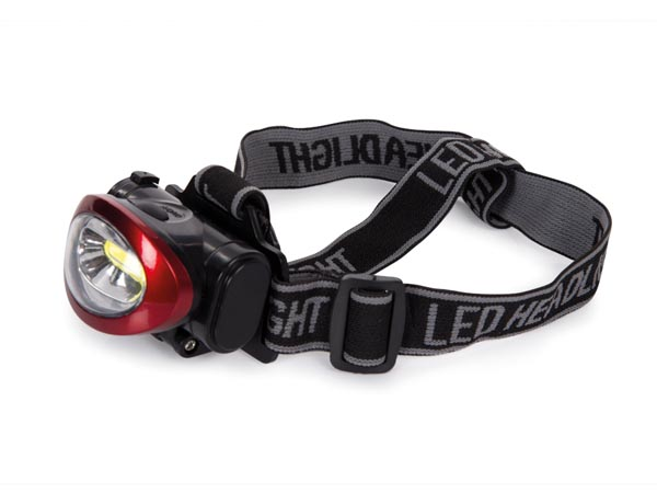 3 W COB HEADLAMP - 90 lm
