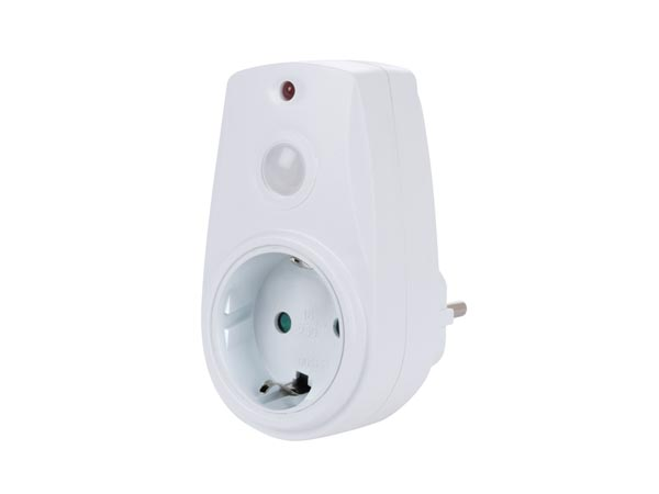 PHOTOCELL SENSOR/LIGHT SENSOR PLUG-IN -  GERMAN SOCKET