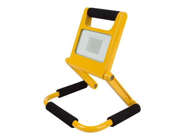 Slim Design Rechargeable LED Work Light - 10w - 4000k