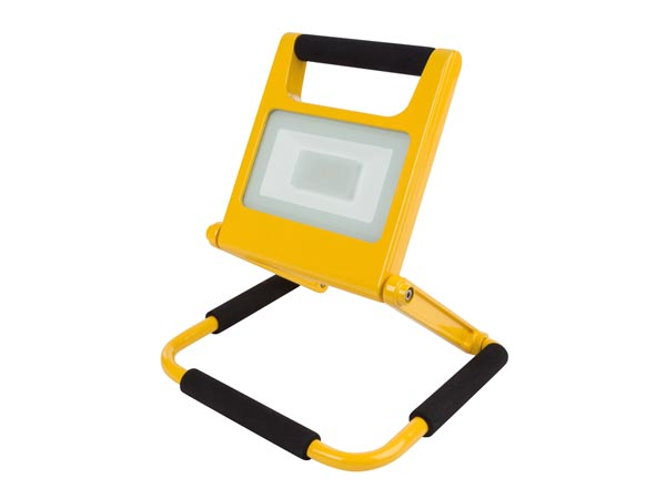 Slim Design Rechargeable LED Work Light - 20w - 4000k
