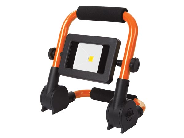 Portable Folding LED Work Light - 10 W - 4000 K