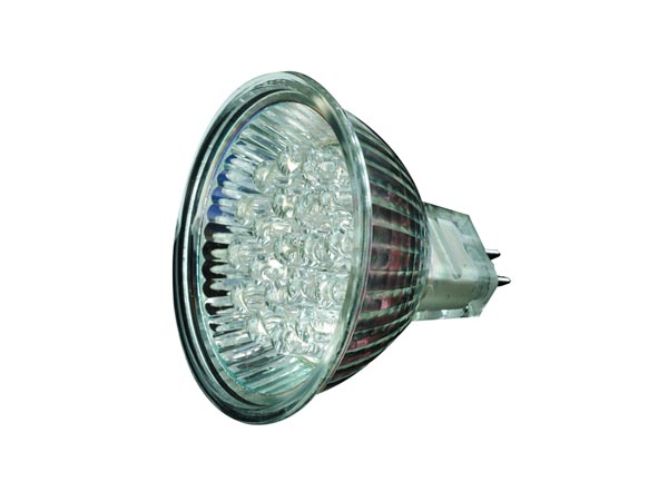 GARDEN LIGHTS - MR16 LED pirn - 20 LED