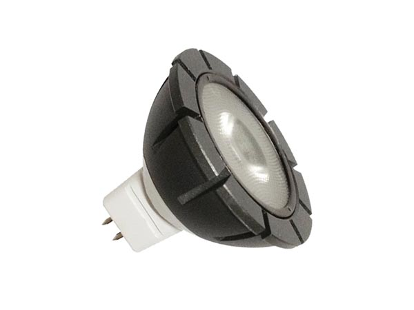 GARDEN LIGHTS - MR16 LED pirn - 3 W - 12 V - GU5.3 - RGB