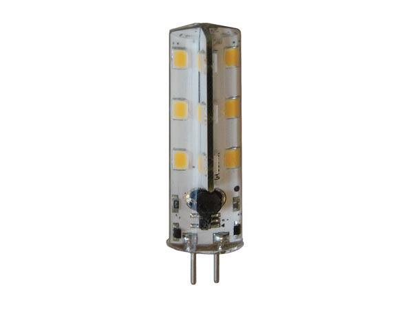 GARDEN LIGHTS - LED CYLINDER - 24 x 2 W - 12 V - GU5.3 - WARM WHITE (120 lm)