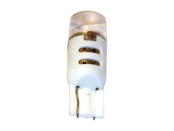 GARDEN LIGHTS - T10 LED (T15) - 1.5 W - 12 V -  GU5.3 - WARM WHITE