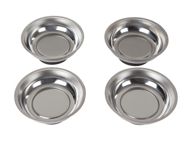 Magnetic Tray Set - Round - 4 Pcs