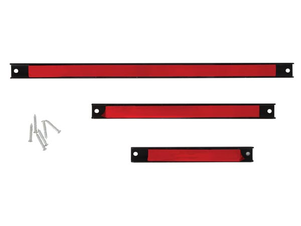 "Magnetic Tool Bar Set - 3 Pcs - 8"" - 12"" - 18"""