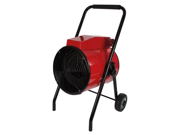INDUSTRIAL FAN HEATER - 15000 W - IPX4