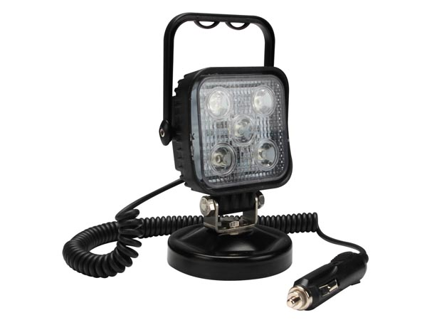 LED FLOODLIGHT WITH MAGNETIC BASE - 15 W - NEUTRA