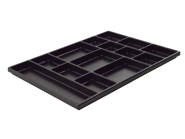 Printable version toolland mp75t organizing tray for - Organiseur de tiroir cuisine ...