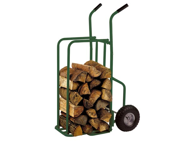 TROLLEY FOR WOOD - MAX. LOAD 250 KG