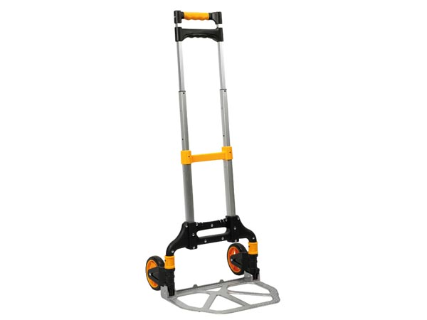 FOLDABLE HAND TROLLEY - MAX. LOAD 60 kg