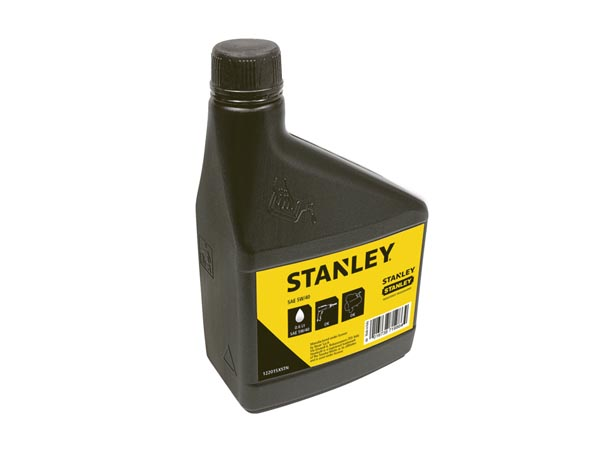 Stanley - Oil For Tools And Compressors 0.6 L Sae 5w40