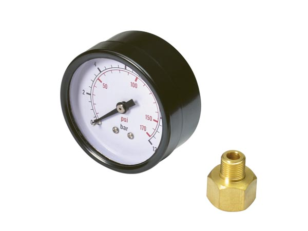 Stanley - Pressure Gauge 50mm