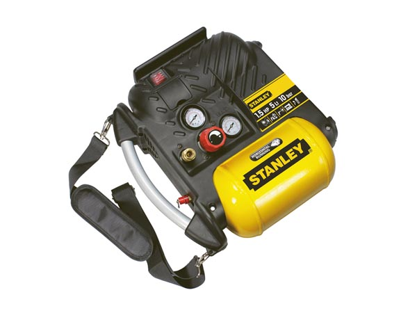 Stanley - Compressor Air Boss - 1.5 Hp - 5 L - 10 Bar