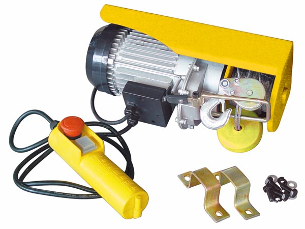 ELECTRIC HOIST 200 - 400kg