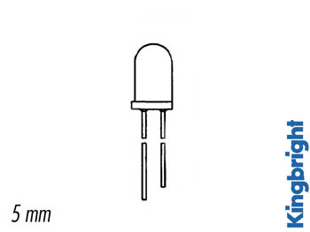 5mm fototransistor , WATER-CLEAR 940nm