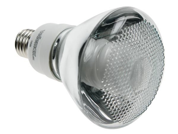 PAR30 ENERGY-SAVING LAMP - 15W - 240V - E27 - 2700K