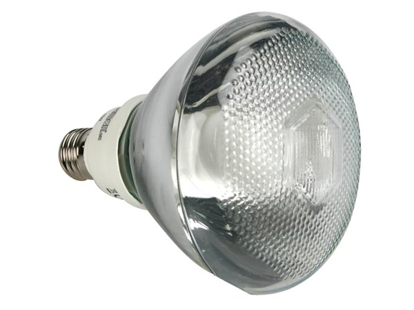PAR38 ENERGY-SAVING LAMP - 15W - 240V - E27 - 2700K