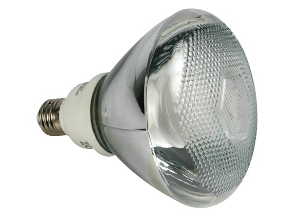PAR38 ENERGY-SAVING LAMP - 18W - 240V - E27 - 2700K