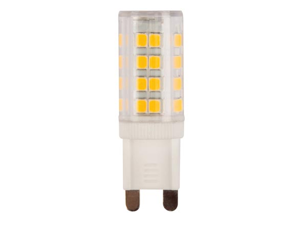 LED LAMP BULB - 4 W - G9 - WARM WHITE