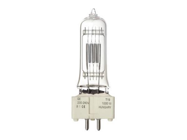 Halogen Lamp General Electric 1000w / 230-240v, Bi-plane (ge 88457)