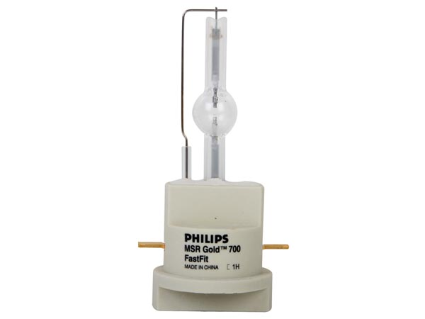 Discharge Lamp PhilIPS 700w - Fast Fit - Gold (928106005114)