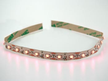 Flex LED Module - Hyper Bright Orange/red,630 Nm 850mcd, 120�, 12vdc-250ma