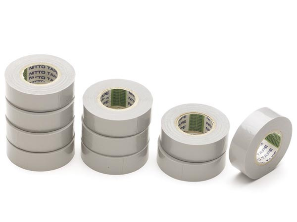 Insulation Tape - Grey - 19 mm x 10 m