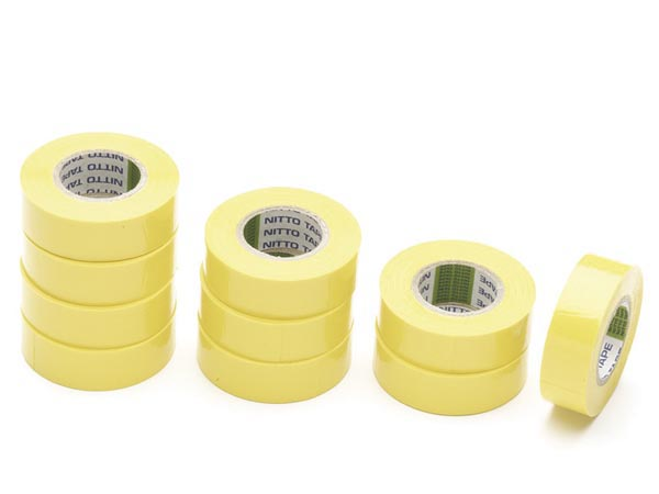 Insulation Tape - Yellow - 19 mm x 10 m