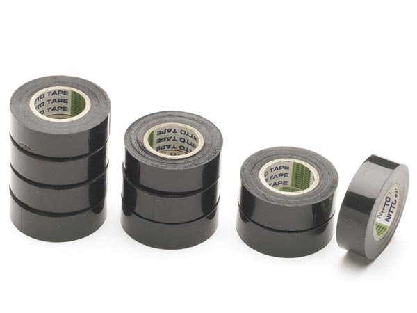 Insulation Tape - Black- 19 mm x 10 m