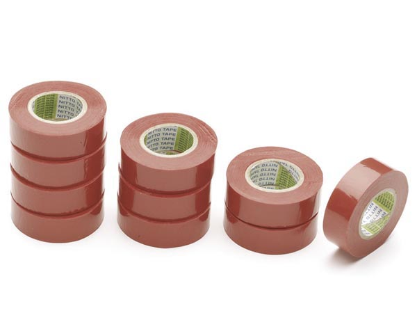 Insulation Tape Red 19mm X 10m