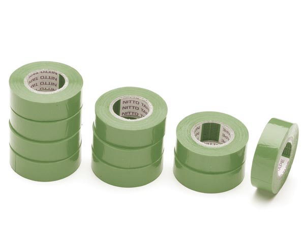 Insulation Tape - Green - 19 mm x 10 m