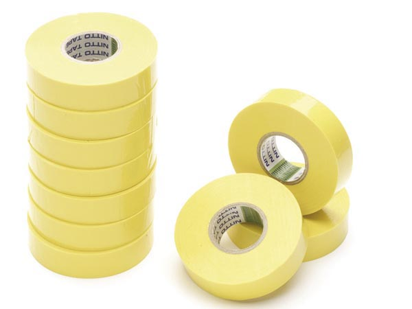Insulation Tape Yellow 19mm X 20m