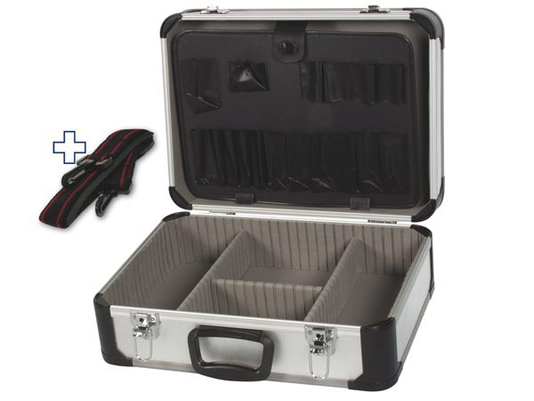 Aluminium Tool Case 460 X 330 X 160mm