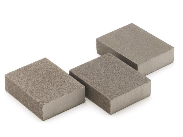 ABRASIVE SPONGES (3 pcs)