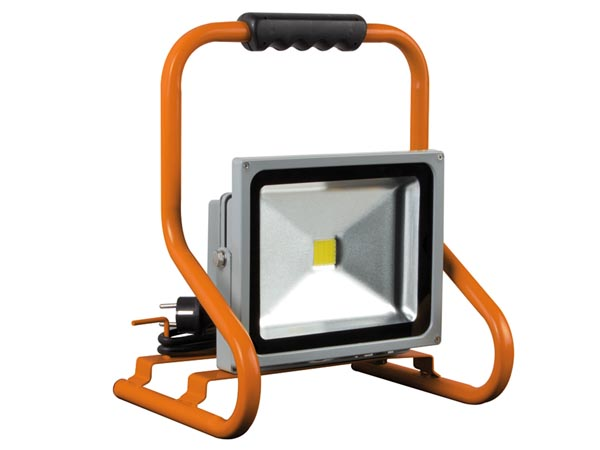 Portable LED Work Light- 30w Epistar Chip - 6500k